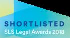 Sls awards shortlist logo