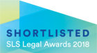 Sls awards shortlist logo