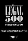 Uk next generation lawyer 2019  2
