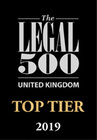 Uk top tier firm 2019