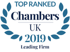 Chambers leading firm 2019