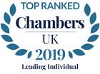 Chambers leading individual 2019