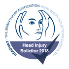 Head injury solicitor outlined 2018
