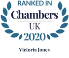 Chambers top ranked 2020 victoria jones