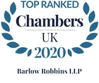 Chambers top ranked 2020